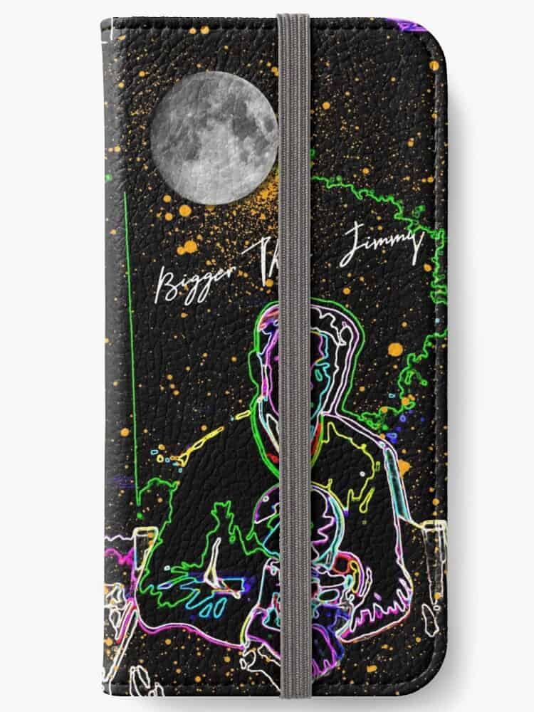 Bigger-Than-Jimmy-album-cover-design-by-Kraven-Cache-for-the-iphone-wallet
