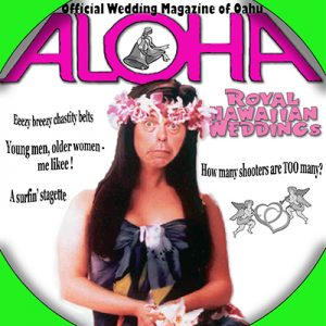 Hula Girl Chucks Her Chastity Belt